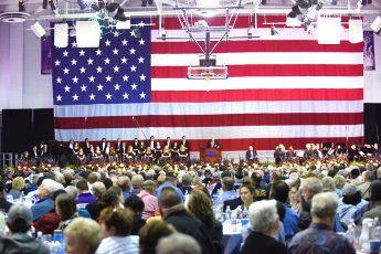 HPU Honors Hundreds of Veterans During Annual Veterans Day Celebration