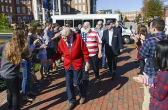 Heroes Walk and Luncheon Honors Veterans