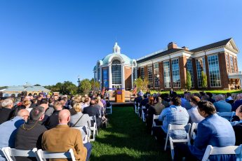 HPU Celebrates Grand Opening of the Wanek School of Natural Sciences
