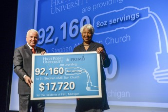 172,000 Bottles of Water Sent to Flint, Michigan by St. Stephen AME Zion Church