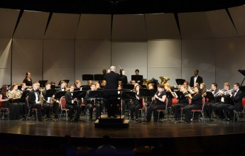 HPU to Hold Winter Band Concert