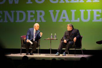 Apple Co-Founder Steve Wozniak Mentors Students as HPU Innovator in Residence
