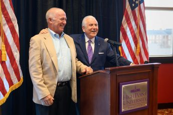 HPU and the Congdon Family Foundation Give $2.5 million to the YMCA of High Point