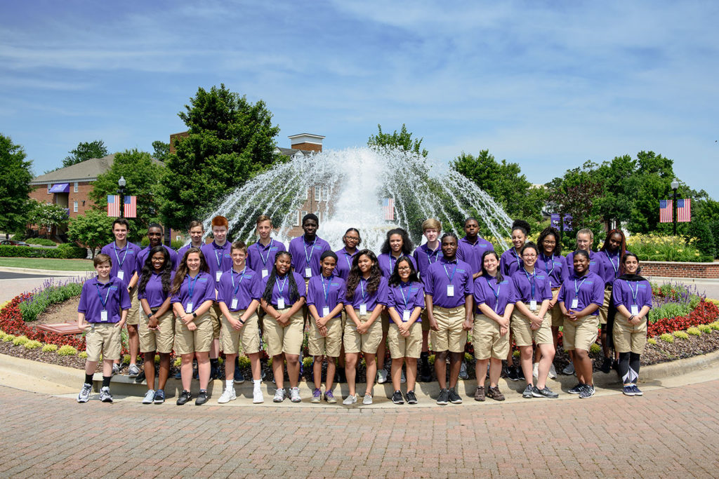 HPU and HPPD Youth Leadership Academy 2018