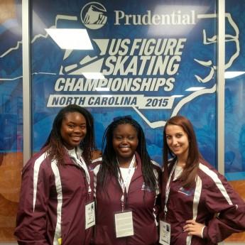 Students Score Professional Skills at Figure Skating Championships