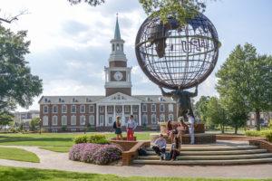 HPU campus