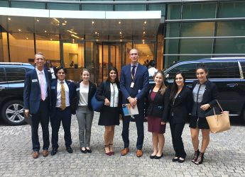 'HPU in the City' Takes Students to New York for Career Development