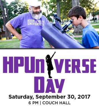 'HPUniverse Day' to Offer Science and Space Activities for Families