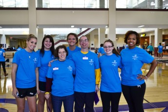 Students Organize HPUnify for Special Olympics Athletes