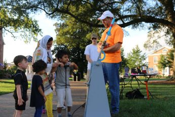 HPU Welcomed Families to Fifth Annual HPUniverse Day