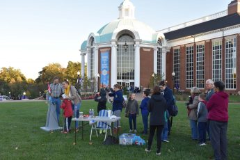 HPU Hosted Its Sixth Annual HPUniverse Day for Families and the Community