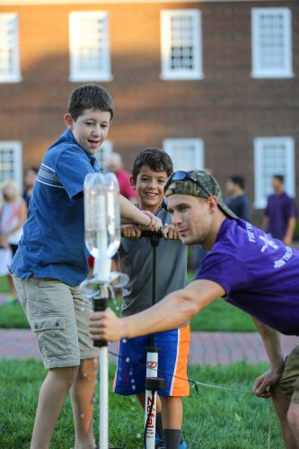 Science Comes to Life at HPUniverse Day for Local Children