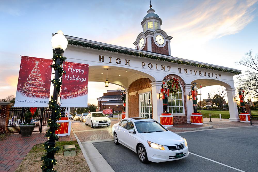 Hpu Christmas 2020 HPU to Host New Christmas Drive for the Community | High Point