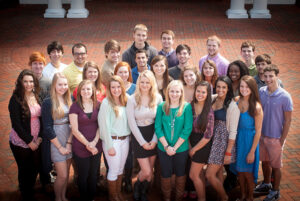 HPU High Point University HRTS Hollywood Radio and Television Society