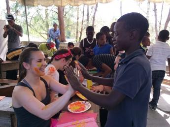 Students Serve in Haiti on Spring Break