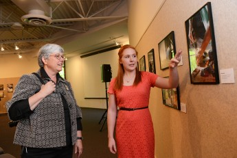 Furniture Industry Spotlighted in Photography Exhibit Created by HPU Students