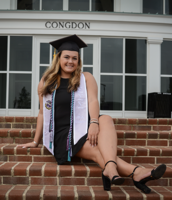 Class of 2019 Outcomes: Hanna Callahan Coordinates with Corporate Fitness Works