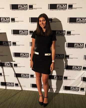 Internship Profile: Hannah Gutenstein interns at the Gene Siskel Film Center