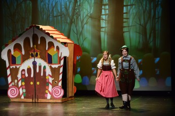 Music Department Performs 'Hansel and Gretel' for Local Elementary Schools
