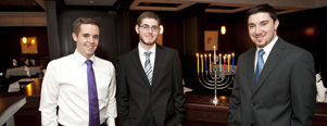 High Point University Hanukkah Dinner