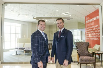 Sales Education Center Named for the Harris Family of Furnitureland South