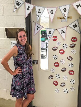 Class of 2016 Profile: Hattie Dougherty Teaches at Florence Elementary