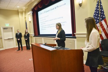 Students Create Fundraiser Campaigns for High Point Center for Children and Families