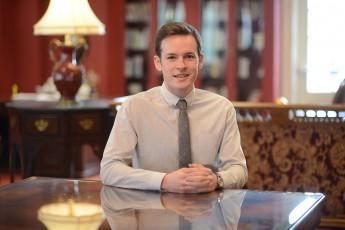Senior Profile: Journalism Major Selected as Pulliam Fellow
