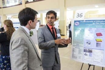 Students Present Research at Fourth Annual Symposium