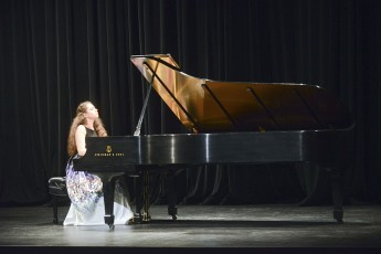 HPU Awards $10,000 at Inaugural Piano Competition