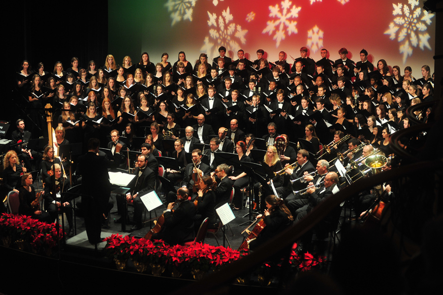 High Point University Holiday Choral Concert