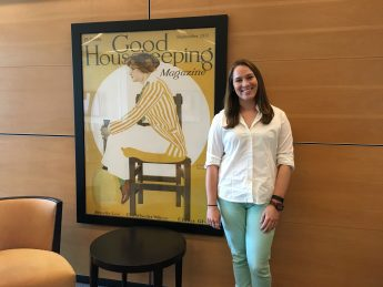 Student Lands Editorial Internship at Good Housekeeping