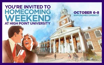 HPU to Celebrate 'Homecoming Weekend,' Recognize Outstanding Alumni
