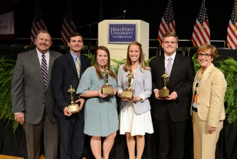 Students Recognized for Exceptional Commitment to Academics and Community at Honors Day