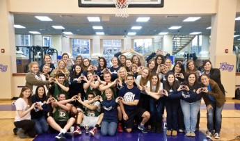 Phi Mu Sorority's 'Hoop-A-Palooza' Scores Again in an Effort to Support Children's Hospitals