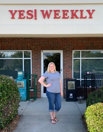 Internship Profile: Cassidy White Writes for Yes! Weekly