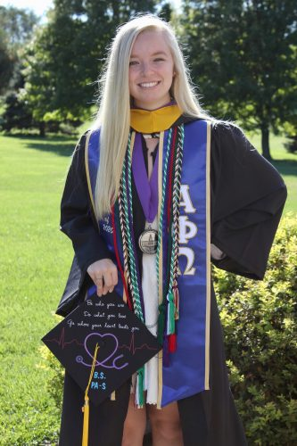 Class of 2020 Outcomes: Isabella Grifasi Pursues Physician Assistant Studies
