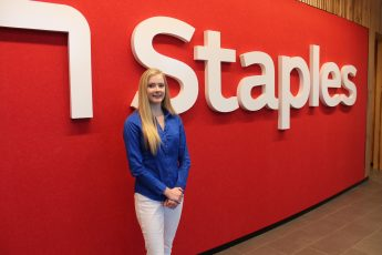 Internship Profile: Caroline Labovitz Secured an Internship at Staples