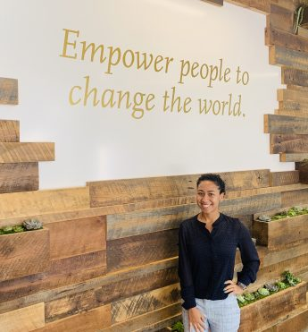 Internship Profile: Amirah Darnaby Builds Business Knowledge with Booz Allen Hamilton Consulting