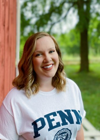 Class of 2020 Outcomes: Sarah Nowell Integrates Physics and Graphic Design