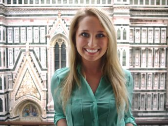 Class of 2018 Outcomes: Kendra Bickford Manages Accounts in Boston