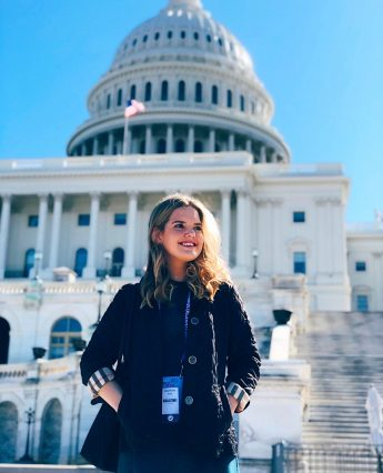 Internship Profile: Corinne King Capitalizes on a Summer with the U.S. House of Representatives