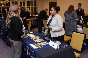 Students Connect with National Law Schools