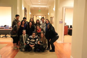 High Point University International Club Group