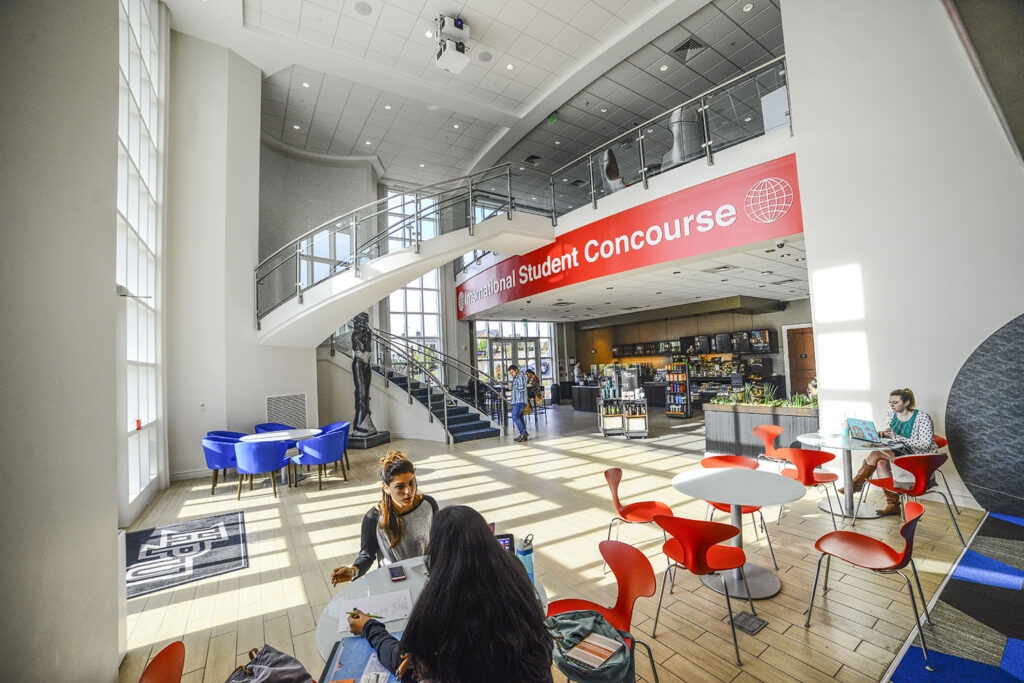 International Student Concourse