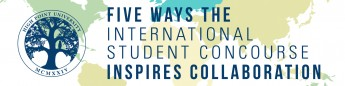 5 Ways the International Student Concourse Inspires Collaboration