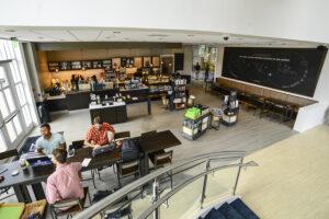 International Student Concourse - Starbucks
