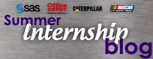 2013 Summer Internship Blog