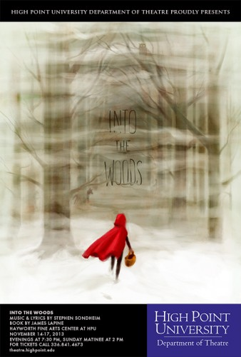 Department of Theatre to Perform Retelling of Classic Grimm's Fairy Tales with 'Into the Woods'