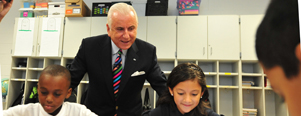 HPU's iPad Project Leads to $30 Million Grant for Local School District